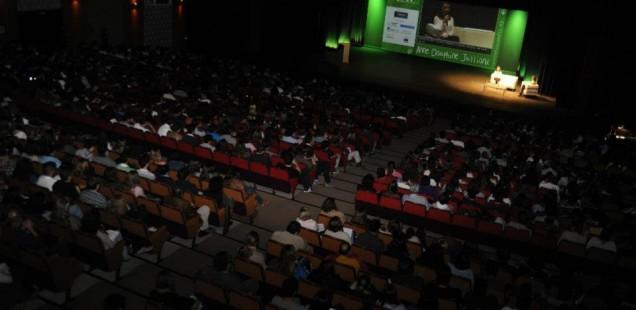 Subtitulació en directe al Congrés LQDVI, unes conferències increïbles!