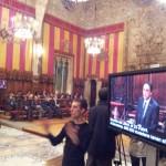 Pregón de la lectura el día de Sant Jordi, a cargo de Albert Sánchez Piñol