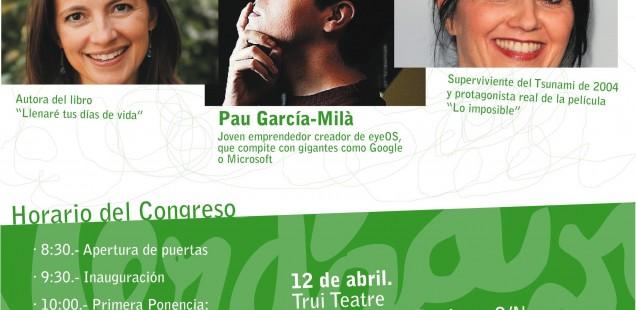 """Congreso """"Lo que de verdad importa"""" en Palma de Mallorca"""