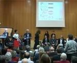 Accesibilidad en la entrega de los Premios Vila de Gràcia