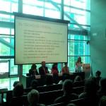 Charla accesible en GAES: la igualdad en el trabajo