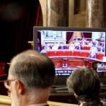 Subtitulació de l'aprovació de la Llei d'accessibilitat al Parlament