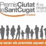 Subtítols en l'entrega de Premis Ciutat de Sant Cugat