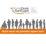 Subtítulos en la entrega de Premios Ciudad de Sant Cugat