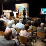 Acte electoral de CiU accessible per a persones sordes