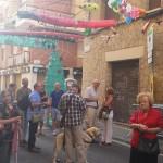Visites audiodescrites a les festes majors de Gràcia i Sants