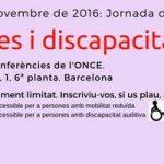 """Jornada de debat """"Dones i discapacitat"""" accessible"""