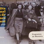 Acte en memòria de les víctimes de l'Holocaust a l'Ajuntament de Barcelona