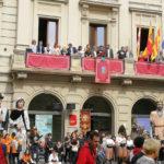 Accesibilidad en el Pregón de inicio de Fiesta Mayor de les Corts
