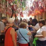 Visitas audiodescritas para personas ciegas en las Fiestas de Sants y Gracia