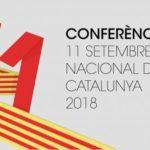 Subtitulació en directe de la Conferència amb motiu de la Diada Nacional de Catalunya.